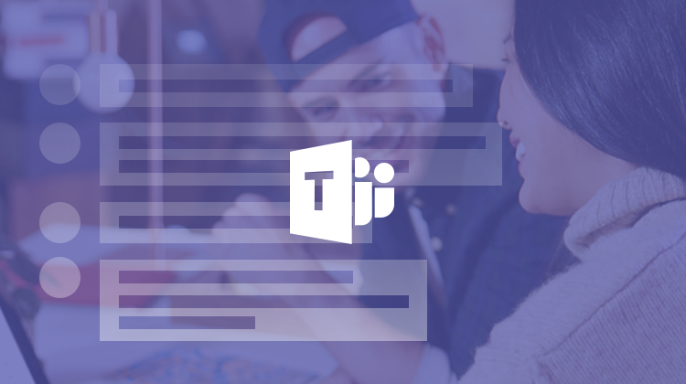 NEW: Two courses specifically about Microsoft Teams!