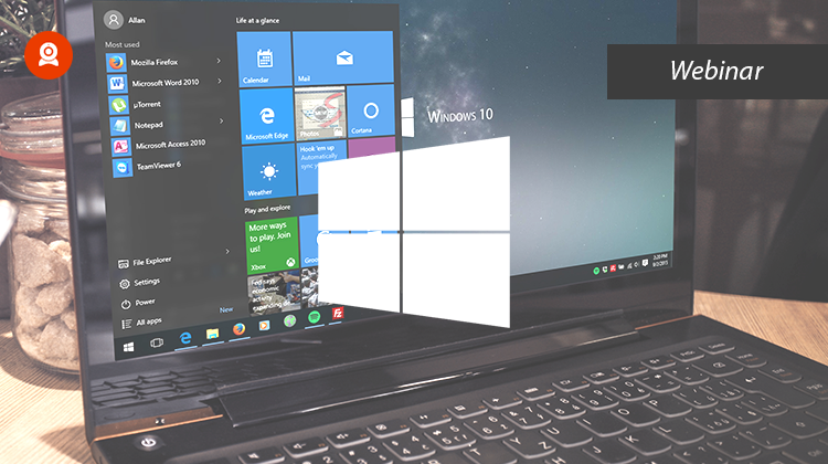 [Webinar] Comment Windows 10 porte les usages d'Office 365 ?