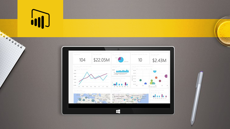 [New] Microsoft Power BI on your Office 365 training platform!