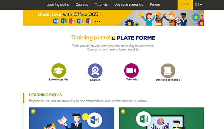 MOOC Office 365 CUSTOM