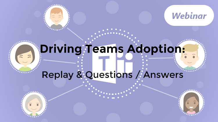 Driving Teams Adoption