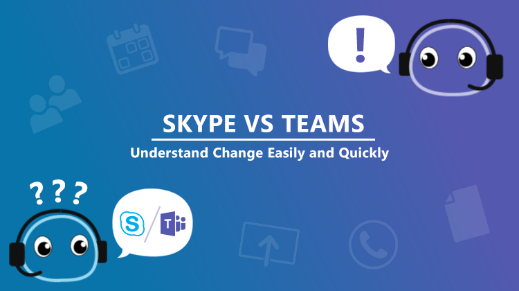 tutorial series - Skype VS Teams