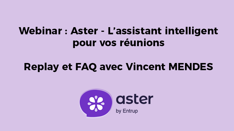 Application Aster