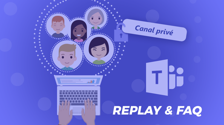 replay canaux privés